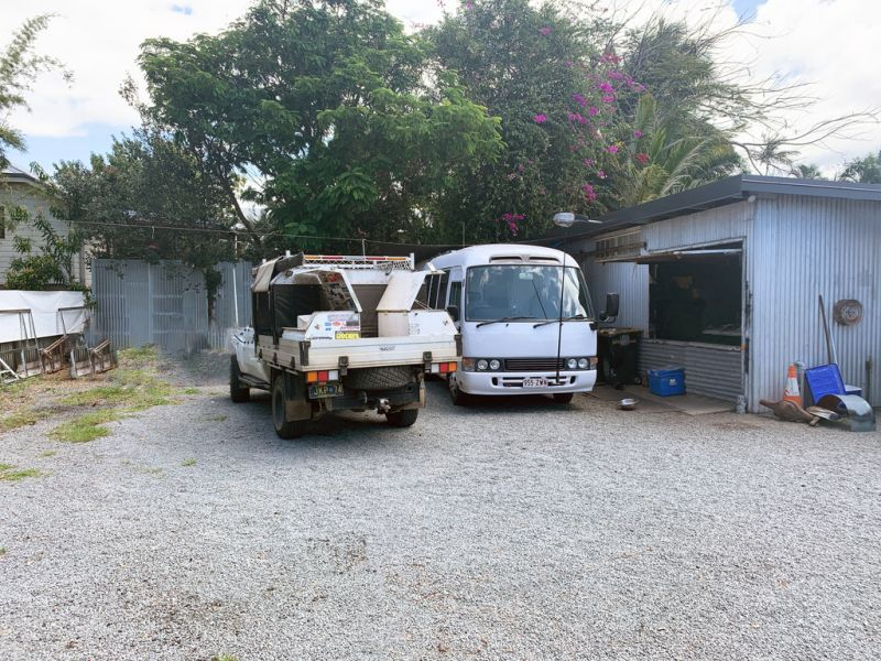 High Visibility On Aumuller Street - Land Area 810 sqm