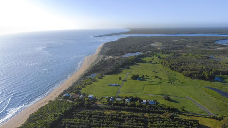 Beachfront Tourist Park Site | Structure Terms or Joint Ventures Considered