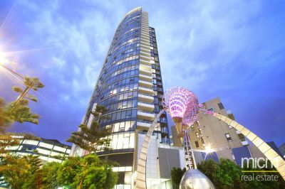 Victoria Point 1: Beautiful Studio Apartment In Docklands!