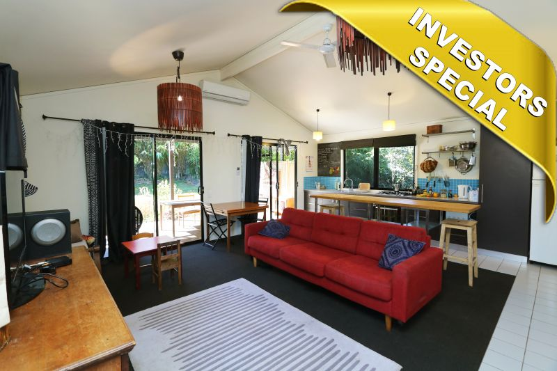 Investors be quick for this little Nimbin beauty!
