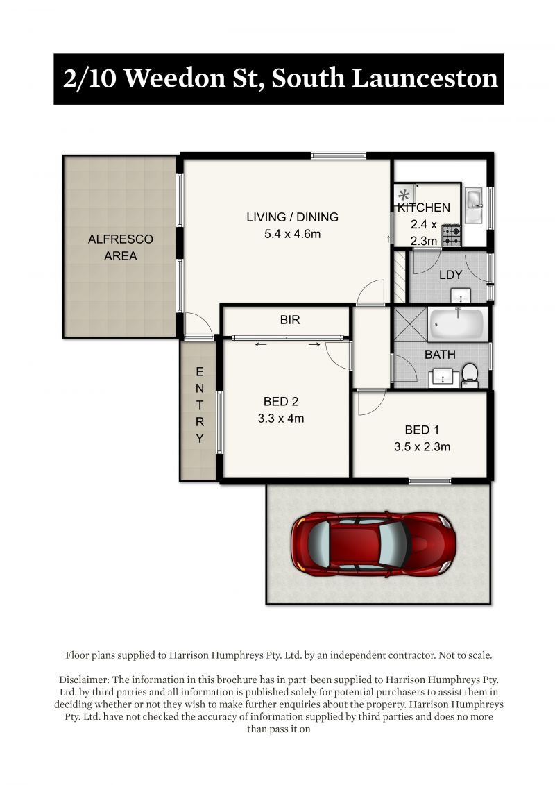10 Weedon Avenue Floorplan