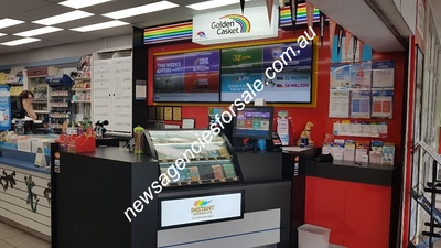NEWSAGENCY – Brisbane Northside ID#4167476 –Popular drive-in convenience centre