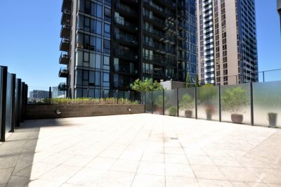 Phenomenal Terrace In Heart of Southbank!