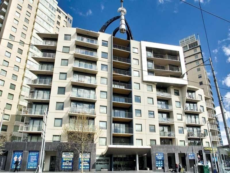 Prime located two bedroom apartment just painted and re-carpeted!