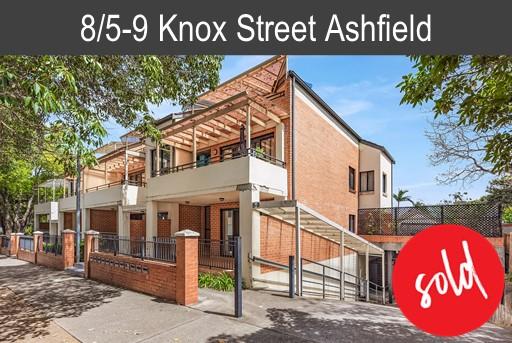 Vendor of 8/5-9 Knox Street Ashfield