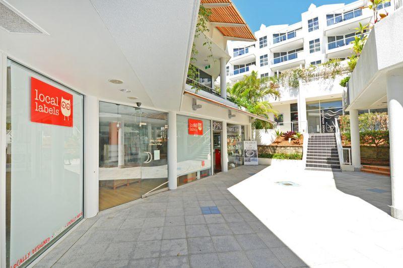 Affordable Hastings Street Shop