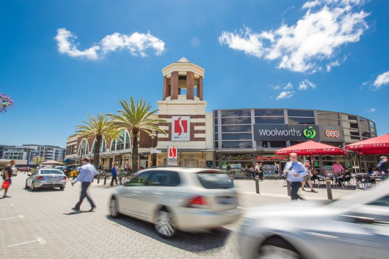 Refurbished Food & Beverage Retail For Lease, Subiaco Square Shopping Centre