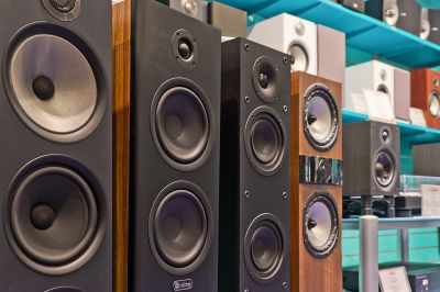 Audio equipment retail – high profits booming sales – owner wants out