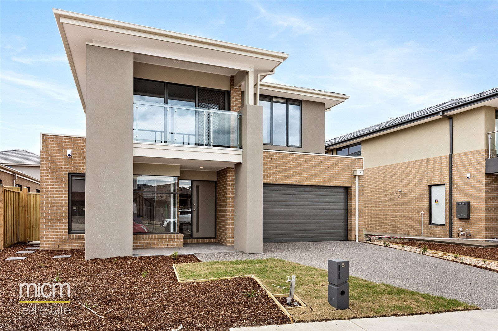 Brand New Four Bedroom Home Ready to Occupy!
