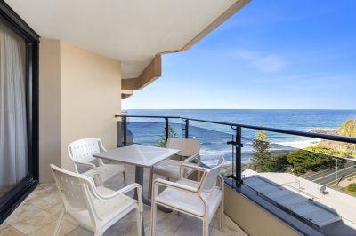 Three Bedroom Ocean and Hinterland Apartment Views