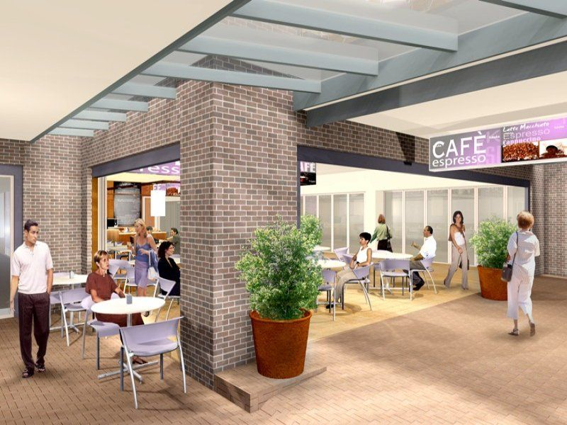 DA APPROVED CAFE + Outdoor Seating + Partially fitted Cafe Equipment