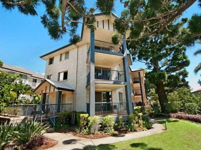 TWO BEDROOM/TWO BATHROOM UNIT IN BOUTIQUE COMPLEX