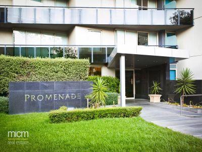 The Promenade: 23rd Floor - Superb Location! L/B