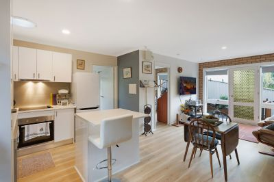 Delightfully Renovated Unit