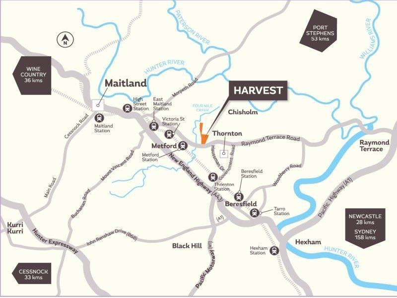 Chisholm LOT 401 Harvest Boulevard