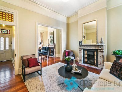 GRAND VICTORIAN TERRACE WITH WIDE FRONTAGE IN PREMIER LOCATION