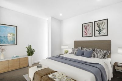 Brand New Luxury Apartment in Manly Village