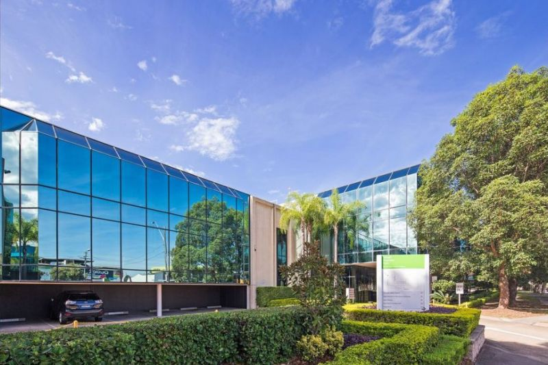 Clearspan warehouse and office space