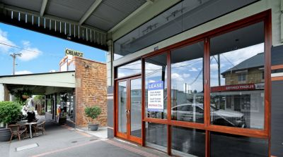 OPEN PLAN RETAIL TENANCY IN PADDINGTONS BUSIEST PRECINCT!