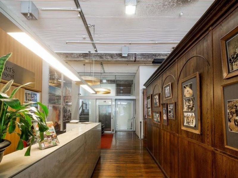 Open Plan Office Opportunity in Broadway !