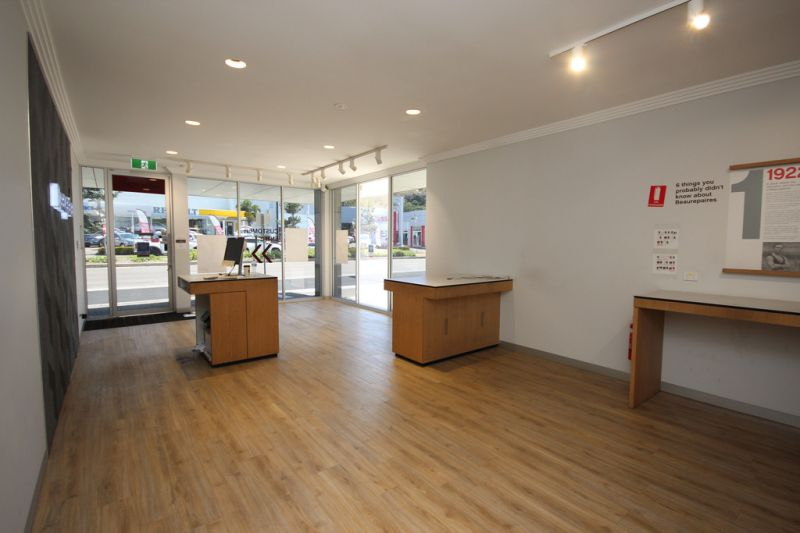 Inner City Workshop with Showroom & Office