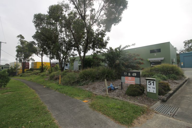 145sqm* STRATA TITLE INDUSTRIAL UNIT