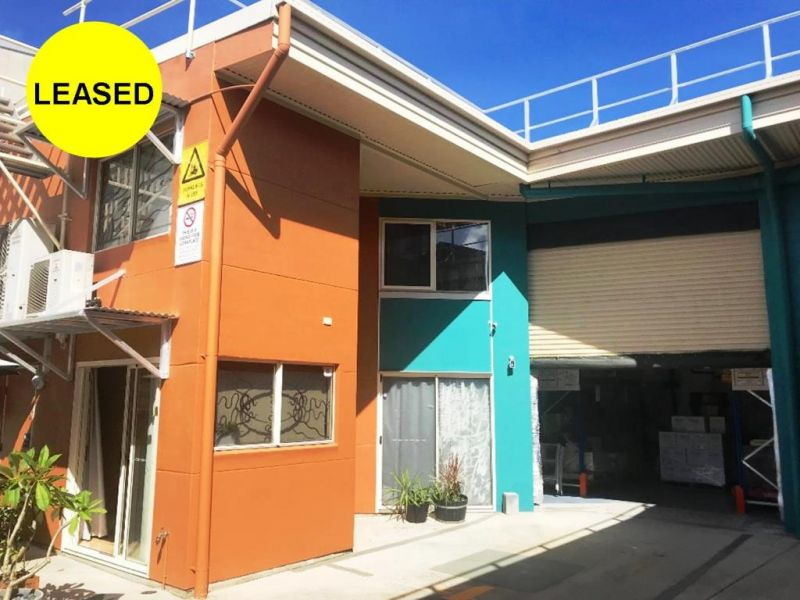 Tidy Industrial Shed for Lease