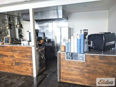 TURNKEY CAFE AVAILABLE FOR SALE/LEASE!