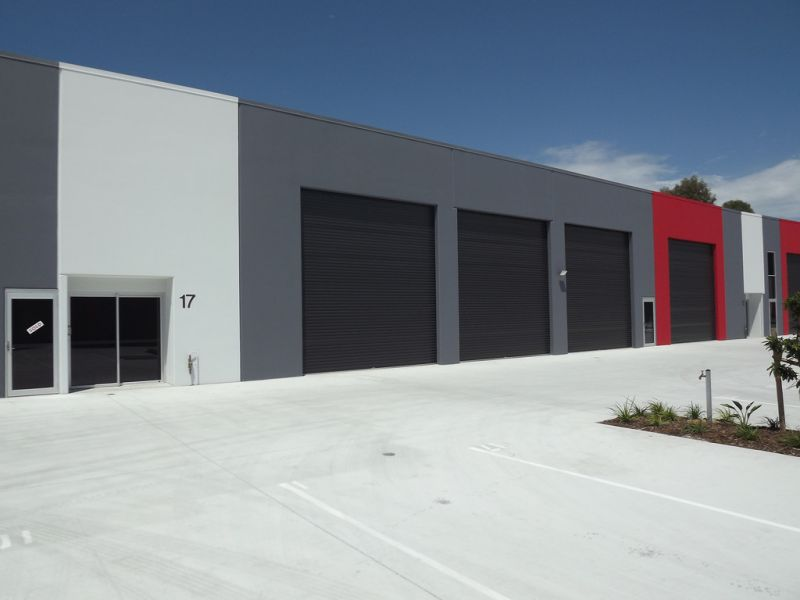 BRAND NEW INDUSTRIAL UNIT 17
