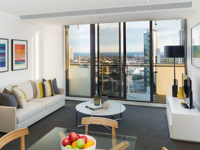 Epic: Spectacular Two Bedroom, Two Bathroom Apartment in the 27th Floor!
