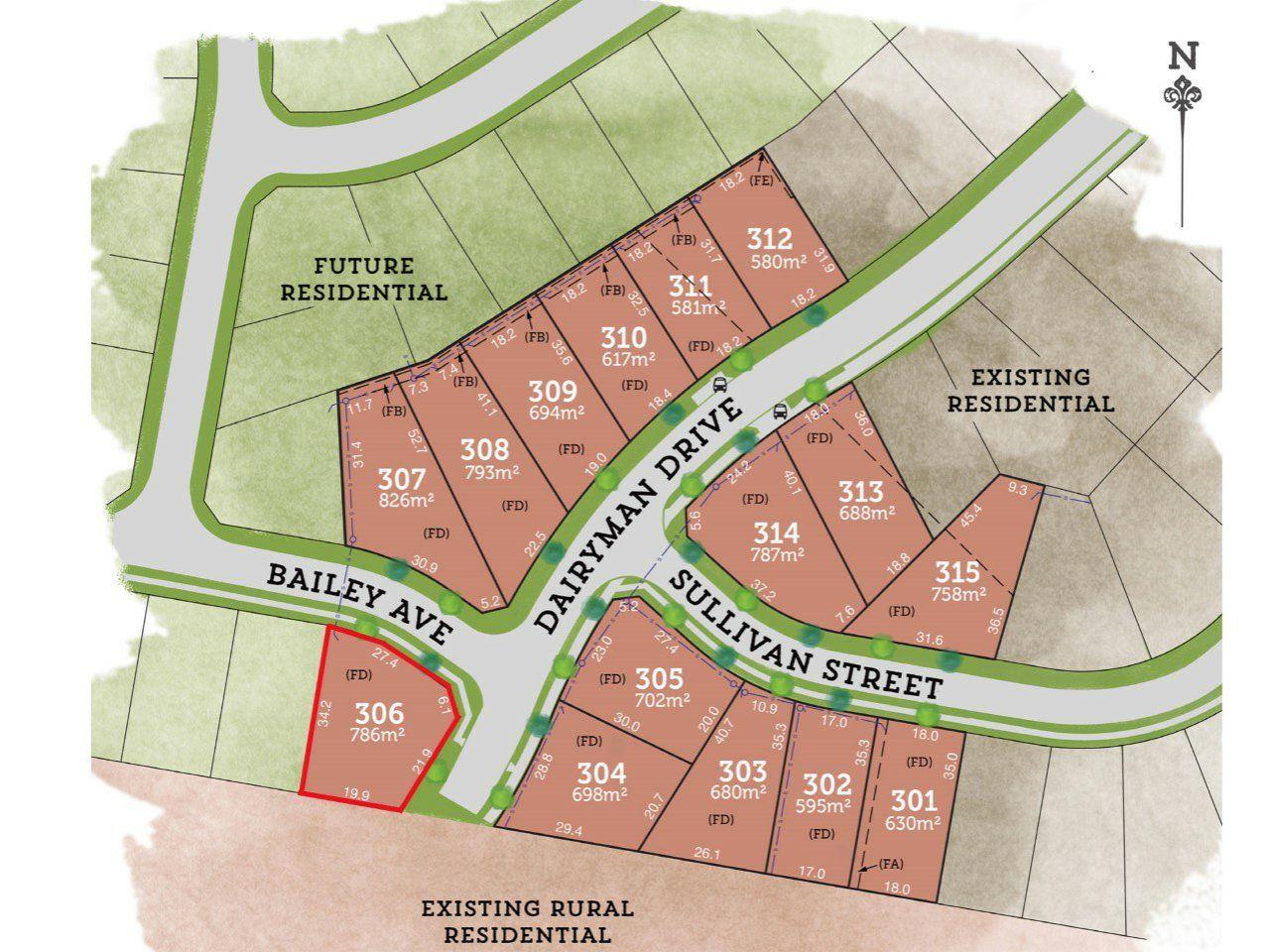 Lot 306 Bailey Avenue RAYMOND TERRACE 2324