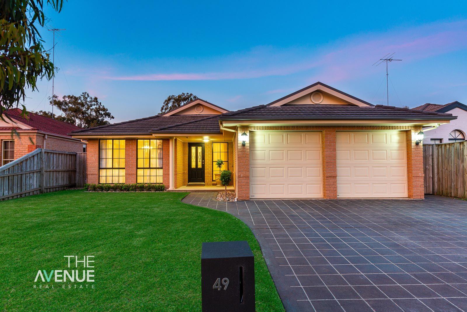 49 Lycett Avenue, Kellyville NSW 2155