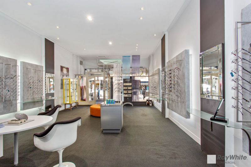 Prized Retail Investments in Coveted Ivanhoe Retail Precinct - Buy One or Both!