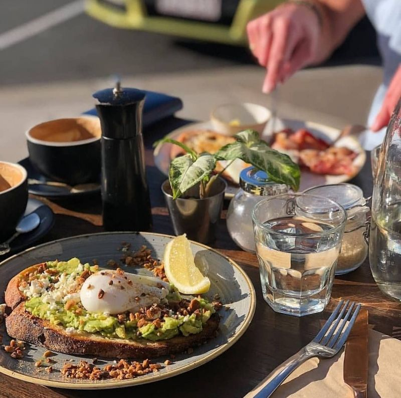Profitable Cafe in the heart of Byron Bay