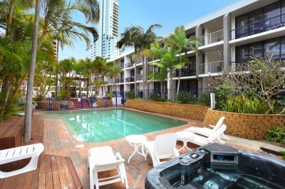 Beachside Unit At Affordable Price