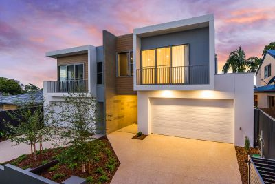 Brand New, Stunning Luxury Home in Elevated, Central Location