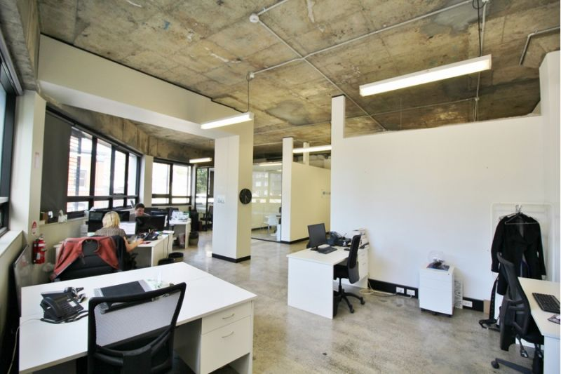 Warehouse Style Creative Office