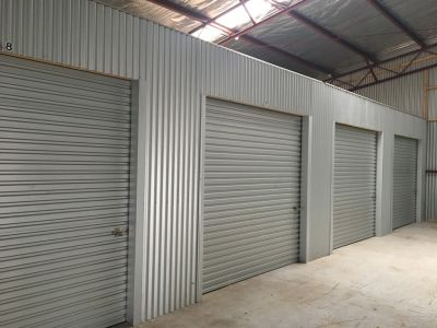 STORAGE SHEDS AVAILABLE - 21 HANNAH STREET