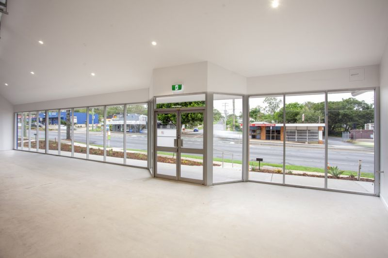 Impressive New Showrooms With Main Road Exposure