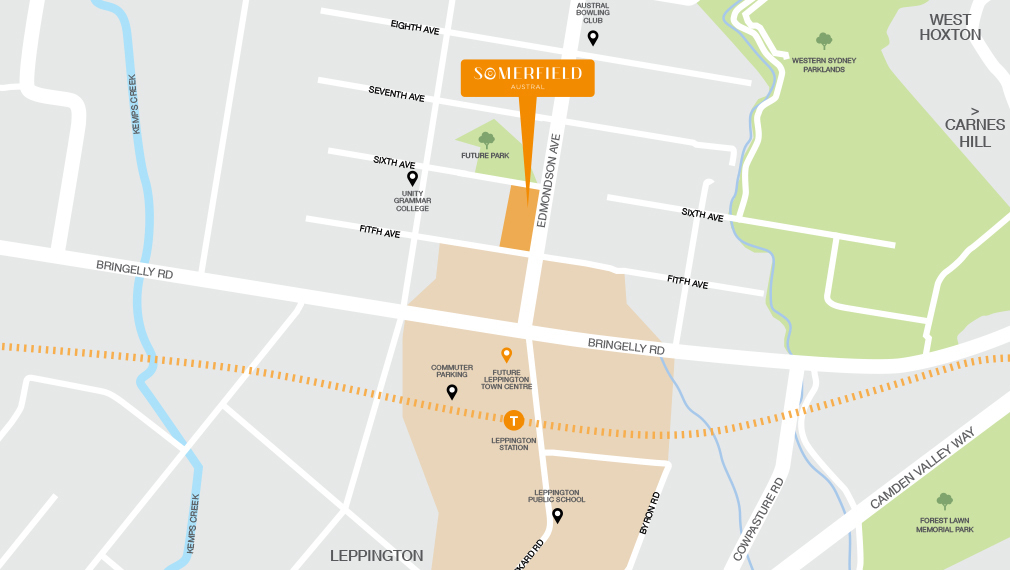 Austral Lot 106 |  60 Edmondson Avenue | Austral