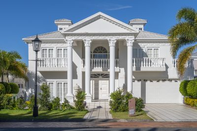 'The White House' Grand East Facing Waterfront Living