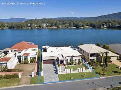 Bespoke Residence with Sensational River Frontage