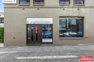 CHARACTER GROUND FLOOR OFFICE/RETAIL OPPORTUNITY !