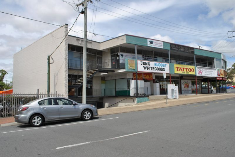 Retail/Showroom/Office with Kingston Rd Exposure!
