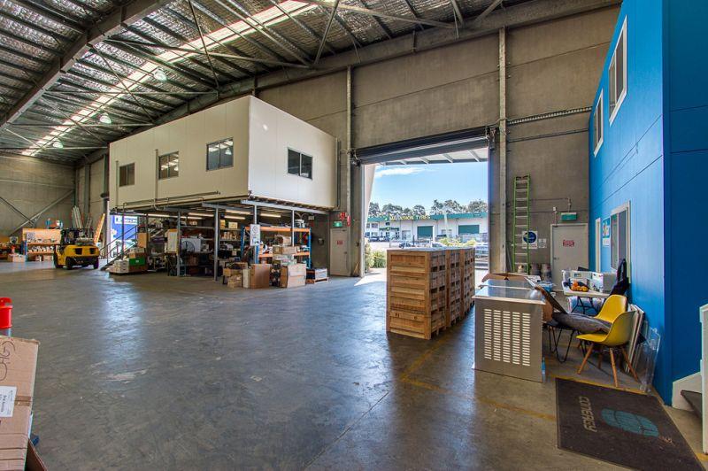 First Class Warehouse + Office Building