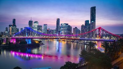 Brisbanes' Best View From One of its Most Desirable Locations + Huge Storage