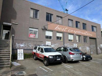 City Fringe Office/Warehouse