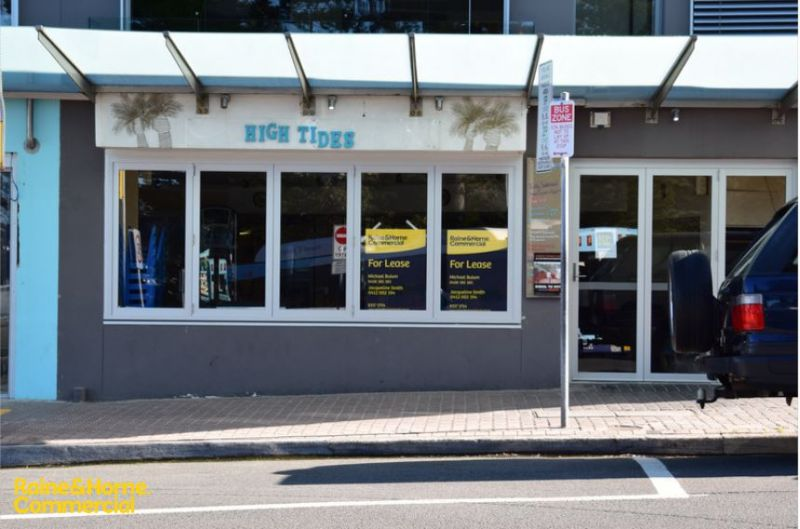 LEASED - Rare Opportunity Fully Licensed and Set up beachside café/restaurant