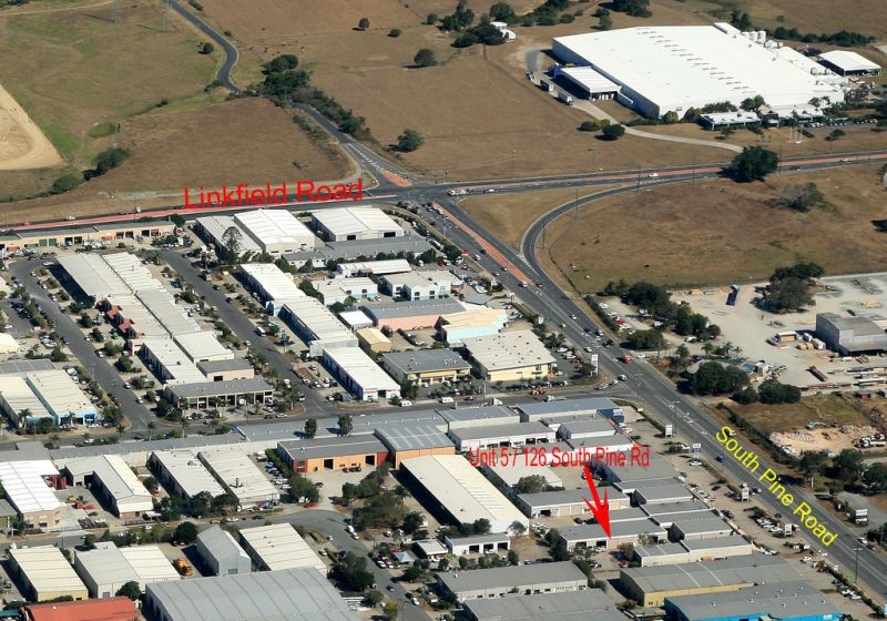 143 SQM INDUSTRIAL ZONE UNIT IN THE HEART OF BRENDALE