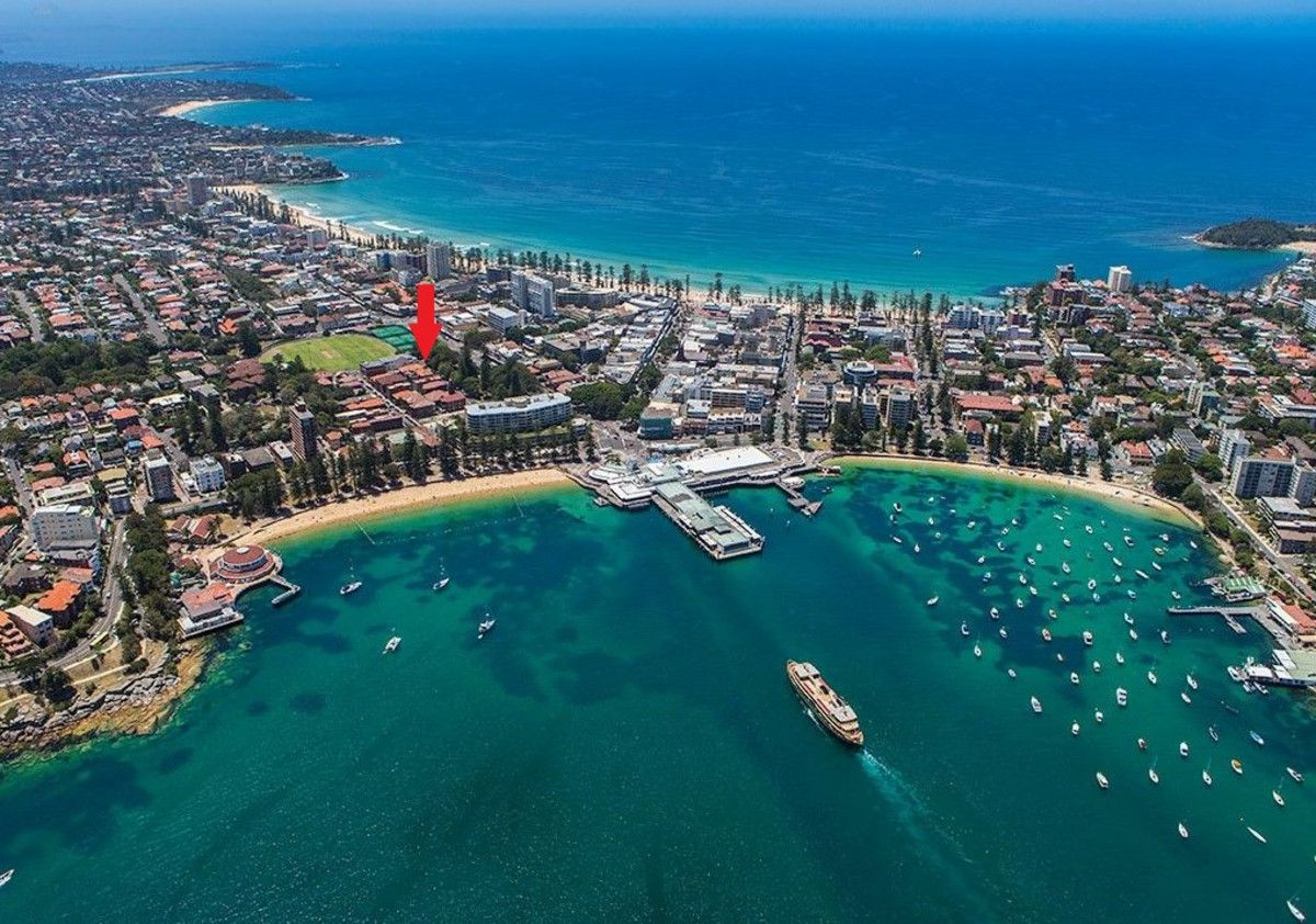 3/8 West Promenade Manly 2095